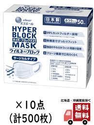 日本 製紙 マスク