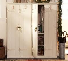 pottery barn locker furniture. Vintage Lockers Pottery Barn Locker Furniture