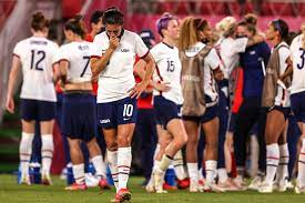 Tokyo Olympics: USWNT eliminated from ...