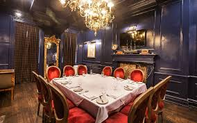 San Francisco Private Dining Rooms Simple The 48 Best Newish Private Dining Options In NYC InsideHook