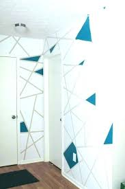 wall designs with tape wall designs with tape 8 painters accent 4 home inspiration candle melts