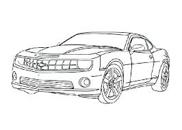 camaro coloring pages blebee coloring page transformer car pages transformers in to really encourage ble free printable bee printable chevy camaro