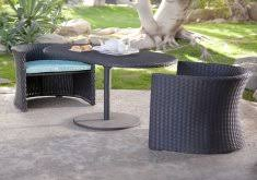 patio furniture for small spaces. attractive patio sets for small spaces black oval modern rattan furniture o