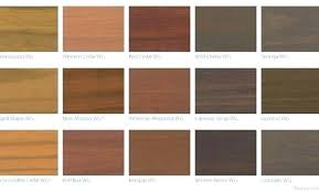 Oak Stain Color Chart Sikkens Wood Stain Nirvanas Co