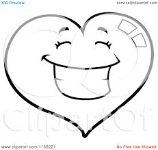 smiley 20face 20clipart 20black 20and 20white