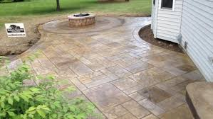 patio ideas dashing stamped concrete patio costs plus building a concrete patio with stamped patio stamped