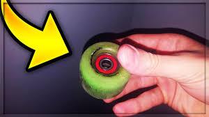 skateboard bearings spinner. diy fidget spinner skateboard wheel?!? skateboard bearings spinner t