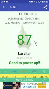 Which Larvitar To Evolve Or To Wait Pokemon Go Wiki