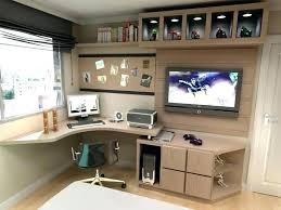 office spare bedroom ideas. Prepossessing Small Home Office Guest Room Ideas With Bedroom Spare
