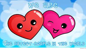 free cute animated couple 206 wallpaper hd free 206 hd wallpaper free
