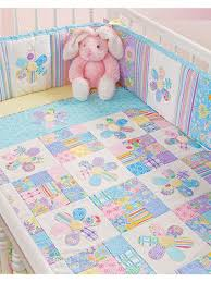 Quilting - Patterns for Children & Babies - Bed Quilt Patterns ... & Quilting - Patterns for Children & Babies - Bed Quilt Patterns - Flower  Fancies Adamdwight.com