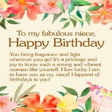 Happy Birthday To My Niece Quotes Impressive 48 Most Amazing Birthday Quotes Wishes