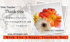 Teachers Day Beautiful Quotes Best of Wish You A Happy Teachers Day Daily Inspirations For Healthy Living