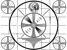 Indian Head Test Pattern Amazing Indian Head Monoscope Pattern By Patjeep On DeviantArt