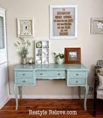 cottage furniture ideas. Antique Painted Dressing Table Cottage Furniture Ideas G