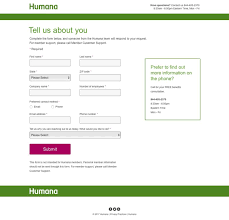 call humana customer service humana wellness solutions competitive intelligence and insights