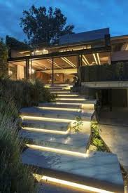 modern lighting design houses. outdoor stair lighting inspiration by casa lomas ii paola calzada arquitectos modern design houses