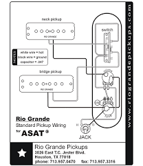 guitarelectronics com guitar wiring diagram 2 humbuckers 3 way typical 2 pup configuration common switch rio grande electric guitar pickups pickup