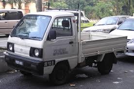 File:Suzuki Carry (fifth generation) (pickup) (front), Kuala Lumpur ...