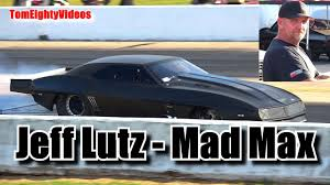 Jeff Lutz Racing His Camaro Promod Mad Max At An Okc No