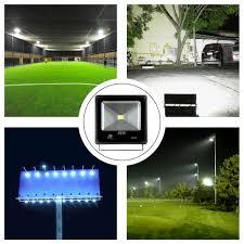 for lte 50w super bright outdoor led flood lights 3800 lumen