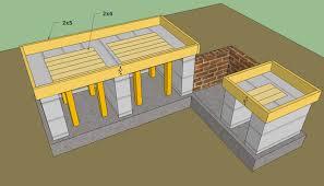 Beautiful Diy Outdoor Kitchen Plans Pictures Amazing Design - Outdoor kitchen countertop ideas