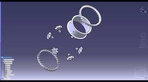 Kinekt Design Gear Necklace Gear Ring Breakdown Explode By Omnieyessc