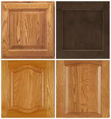 cabinet door profiles ideas to update oak cabinets