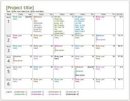 diffe project timeline templates