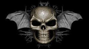 Evil Skull Wallpapers Hd Wallpaper Collections