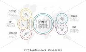 Outline Infographic Vector Photo Free Trial Bigstock