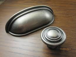 Pewter Kitchen Door Handles Sonoma Cabinet Hardware Nantucket Knob Antique Pewter New Kitchen