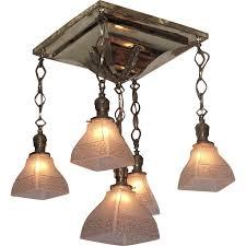 vintage lighting fixtures. beautiful vintage 1904 antique shower arts u0026 crafts lighting fixture original vintage light  shades to vintage fixtures i