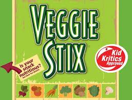 new line of veggie stix