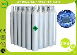 Electron Gas Carbon Tetrafluoride Tetrafluoromethane Cas