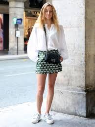 おしゃれローカルを探せ 海外ストリートスナップパリ Vogue Girl