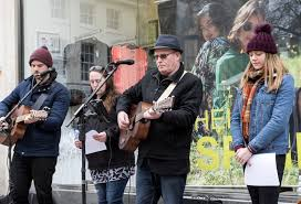 Norwich Let It Be musical tribute to busker and campaigner Jonny Walker |  Eastern Daily Press