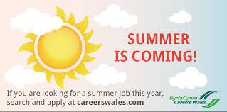 Summer Seasonal Jobs