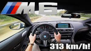 Sport Series bmw m6 gran coupe : BMW M6 COMPETITION Gran Coupe ACCELERATION TOP SPEED 313 km/h ...