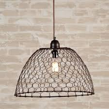 10 ways to use en wire in your decor this spring en wire pendant lighting