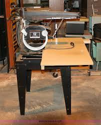 dewalt radial arm saw 7790. 6360 image for item dewalt 7790 12\ dewalt radial arm saw