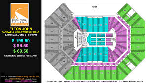 Neyland Stadium Seating Chart With Row Numbers Thompson Boling Arena Seating