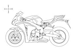 honda v4 superbike engine revealed in patent documents we cleaned up the dashed lines and arrows from the diagram revealing honda used the