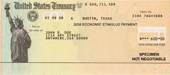 Stimulus Tax Refund Chart Treasury Announces Stimulus Payment Calendar Calculator