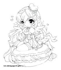 Anime Couple Coloring Pages Beautiful Cute Girl Coloring Pages New