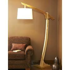 floor lamp plans wooden floor lamp chic four legged wooden floor