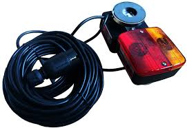 Tractor Supply Magnetic Trailer Lights Magnetic Rear Trailer Light Set Lightboard Towing Lamps 10 Metre Cable Tractor