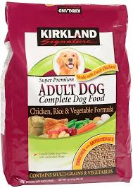 Nature S Domain Puppy Food Feeding Chart Kirkland Puppy Nourishment Review 2019 Costco Dog Food Product