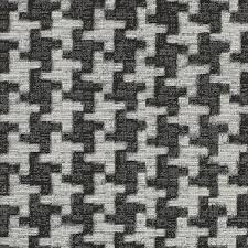 upholstery fabric patterned polyester cotton remember houndstooth by elo blanchard