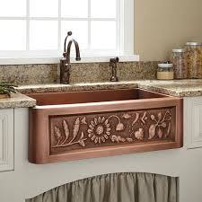 sinks amazing bronze farmhouse sink for kitchen plan 16